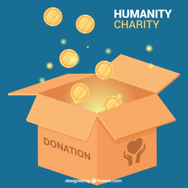 Donate your additional belongins rather than dragging them with you or simply throwing them away.