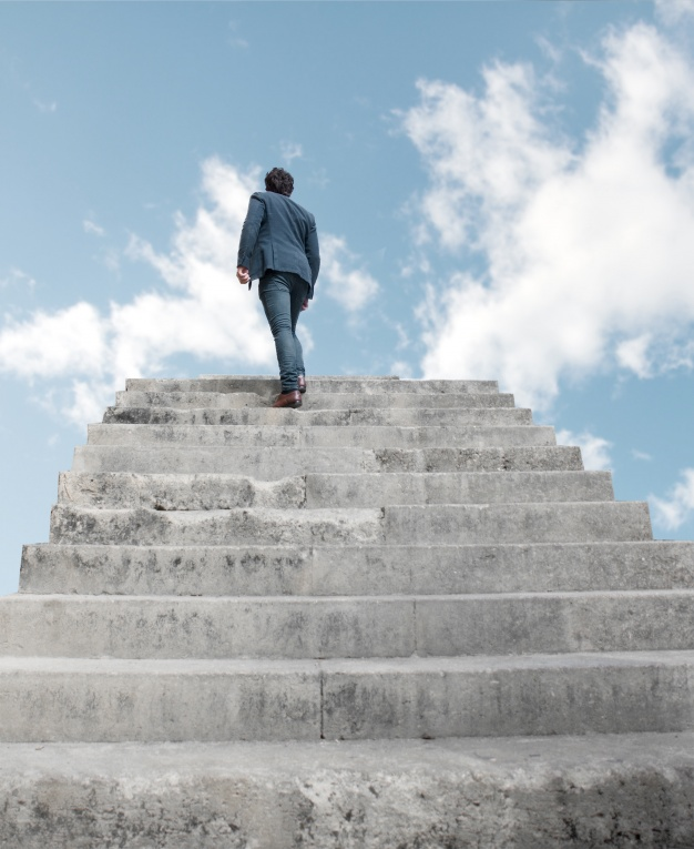 Start climbing those self-relocation stairs to success by conducting an inventory.