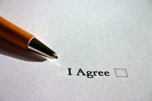 Pen, Paper, Contract