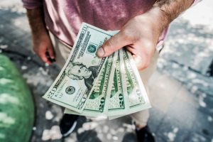 Money in hand. Watch out when you hire the best new movers in NJ. Check before you hire them