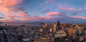San Francisco, Sunset