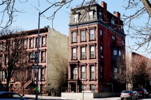 Brooklyn is one of the most exciting boroughs in NYC because of architecture like this one.