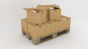 Packed boxes that are necessary for you to properly organize your South Carolina move.