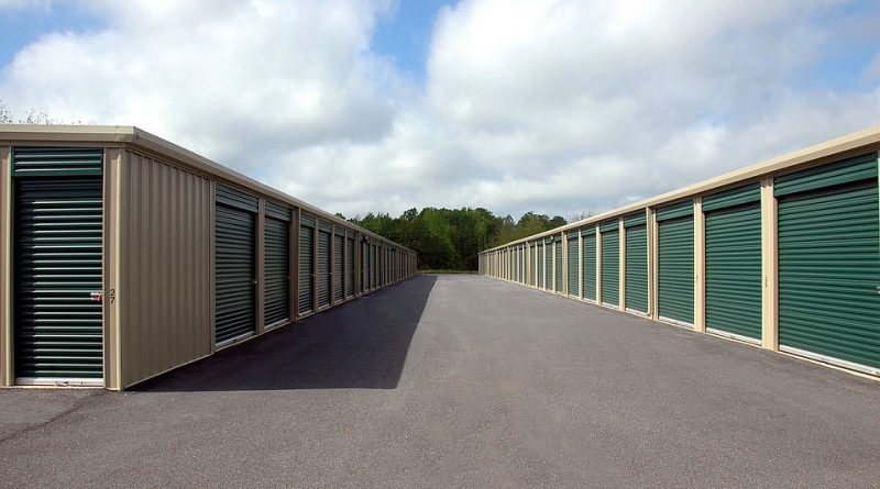 A storage warehouse where you can possibly find the right type of storage for your needs.