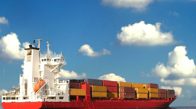 An ocean freight specialized to prevent damages during cargo transportation.