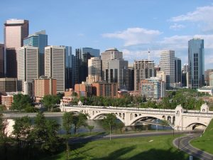 Calgary.