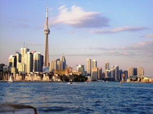 A Toronto view.