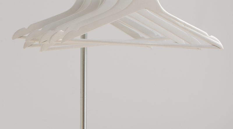 IMAGE OF HANGERS FOR CLOTHES.