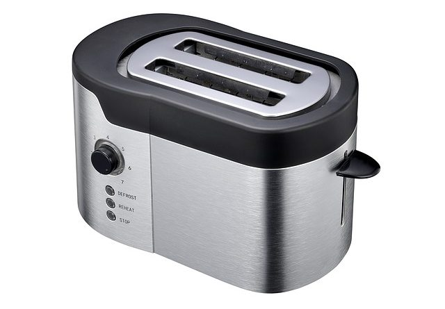How to pack and move small appliances.