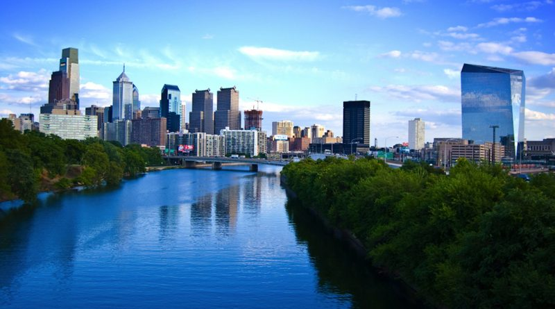 a view at Philadelphia real estate