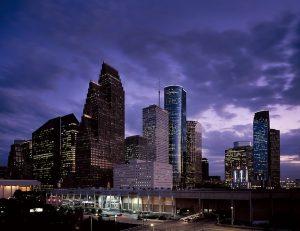 Houston in Texas.