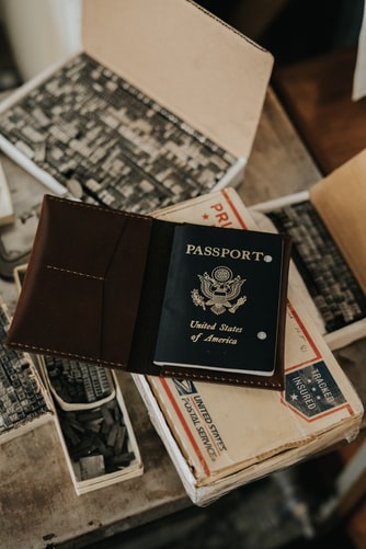 A passport that is ready when you decide to preapre for your international relocation.
