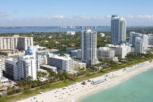 Miami. This is one of the best Florida cities for entrepreneurs.