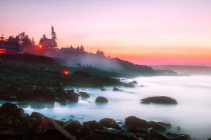 Ogunquit is one of the most beautiful small towns of Maine.