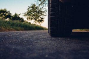 Car Road Tiles