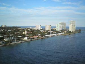 Fort Lauderdale city.
