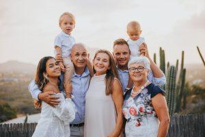 A big family