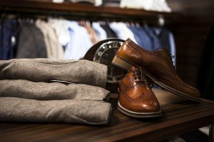 packing your formal clothes for storage
